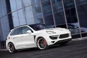Тюнингованный Porsche Cayenne II от TopCar