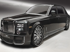 Wald International замахнулась на Roll-Royce Phantom
