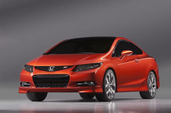 Honda готовит Civic к массовым продажам