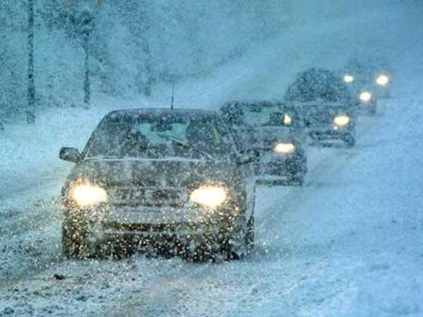 Уход за кузовом автомобиля зимой