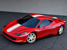 Wheelsandmore «прокачал» Ferrari 458 Italia