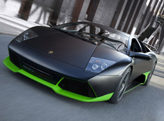 Lamborghini Murcielago LP750 от Edo Competition