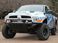 Mopar представил Dodge Ram 1500 Runner Stage II