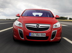 Opel Insignia OPC Unlimited Edition