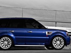 Range Rover Cosworth RS300 от Project Kahn