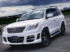 Lexus LX570 в тюнинге Wald International