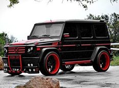 Mercedes G 55 AMG Typhoon от Specialty Car Craft
