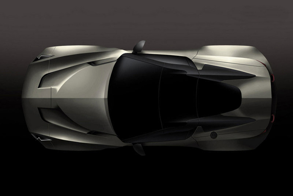 Pontiac Solstice II Concept