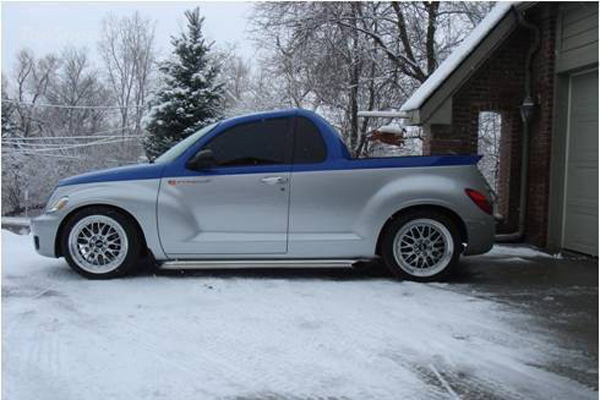 500-сильный Chrysler PT Cruiser за 13 100 $