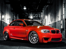 BMW 1-Series M Coupe по имени