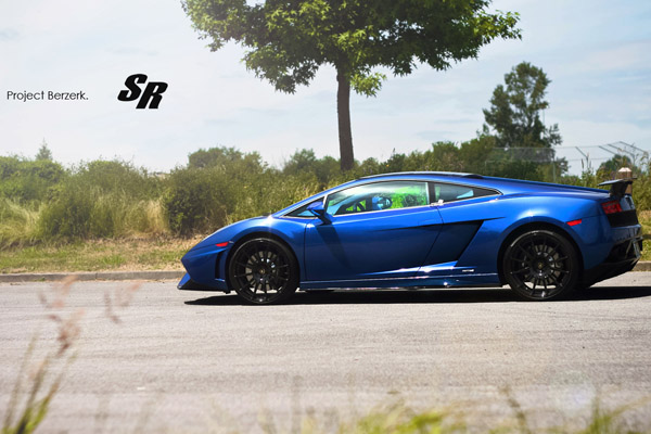 SR Auto Group Lamborghini Gallardo LP560-4 Berzerk