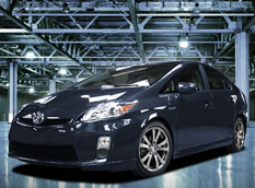 Prius Hybrid получила пакет PLUS Performance Package