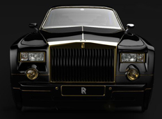 Rolls-Royce Phantom TB Gold Edition