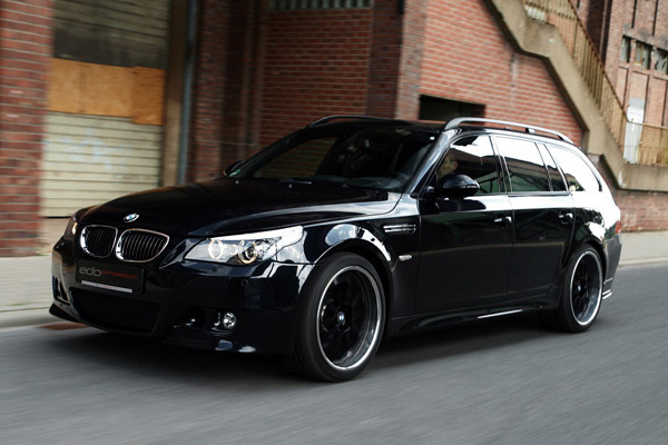 BMW M5 Touring Dark Edition от Edo Competition