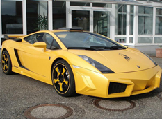 Lamborghini Gallardo Galaxy Warrior от ATS Automotive