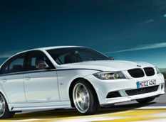 Американский BMW 335 Limited Performance Edition