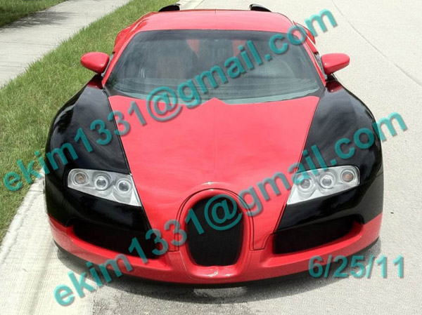 Bugatti Veyron на базе Mercury Cougar за 89 000 $