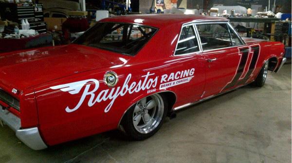 700-сильный Pontiac GTO-R 1964 от Raybestos Garage