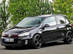 B&B доработал Volkswagen Golf GTI Edition 35