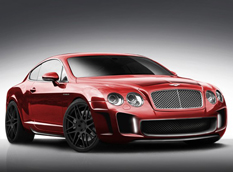 IMPERIUM доработал Bentley Continental GT