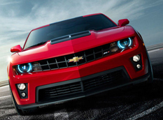 Chevrolet Camaro ZL1 2012 от Hennessey Perfomance