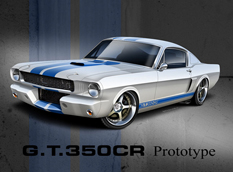 Classic Recreations построит Shelby G.T.350CR