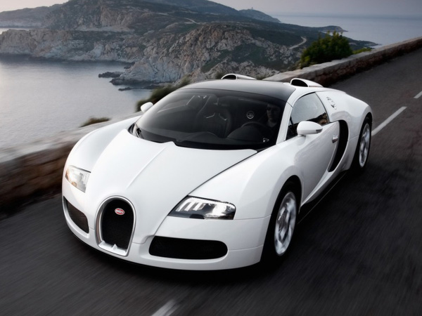 Bugatti Veyron Grand Sport станет еще мощнее