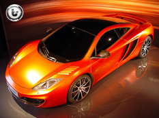 McLaren MP4-12C Exclusive Edition