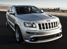 Jeep Grand Cherokee SRT8 привезут в Европу