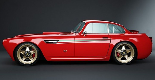 GWA-Tuning построит Ferrari 340 Mexico Berlinetta