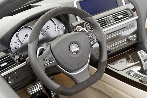 BMW 6-Series Cabriolet с тюнинг-пакетом от Hamann