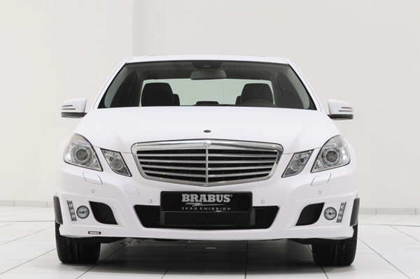 Brabus High Performance 4WD Full Electric Vehicle