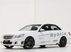 Brabus представит E 220 CDI BlueEFFICIENCY Hybrid