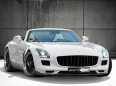 Mercedes-Benz SLS AMG Supersport GT/R от Kicherer