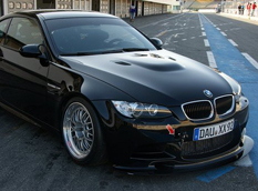 BMW M3 в тюнинге Schrimer Race Engineering