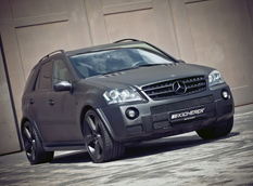 Mercedes ML63 AMG Carbon Series от Kicherer