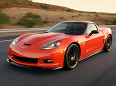 Chevrolet Corvette Z06 Carbon Edition от Hennessey