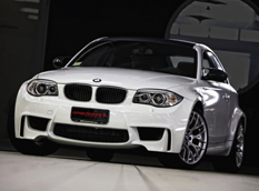 BMW 1-Series M Coupe от Romeo Ferraris