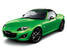 MX-5 Black Tuned Limited Edition для Японии