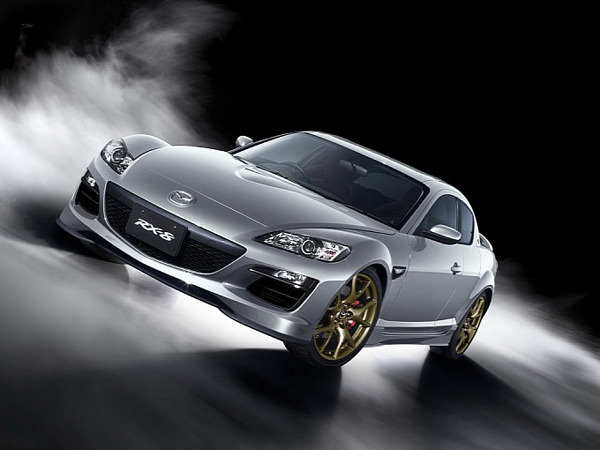Mazda RX-8 SPIRIT R и Type RS Final Edition
