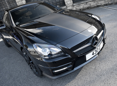 Mercedes-Benz SLK 200 BlueEfficiency от Project Kahn