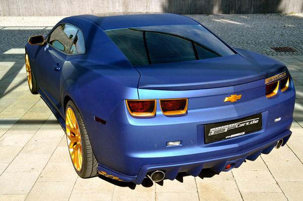 Chevrolet Camaro SS в тюнинге Geiger Cars