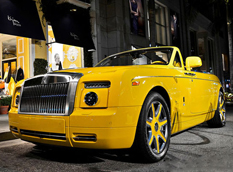 Rolls-Royce Phantom Drophead Coupe Bijan Edition