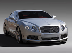 Bentley Continental GT Coupe Audentia от Imperium