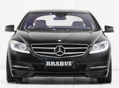 Brabus «зарядил» Mercedes-Benz CL500 4MATIC