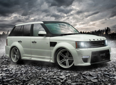 Amari Design обновил Range Rover Windsor Edition