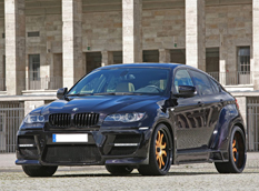 BMW X6 Bruiser в тюнинге CLP Automotive