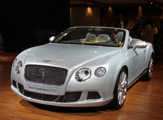 Bentley Continental GTC 2012 оценили в 212 800 $