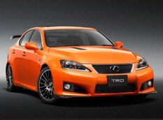 Новый Lexus IS F Circuit Club Sport Package