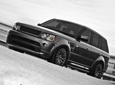 Range Rover Military Edition от Project Kahn